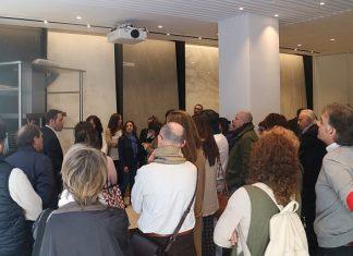 DAKE presenta el nuevo Catálogo Gutmann en el Cosentino City de Madrid
