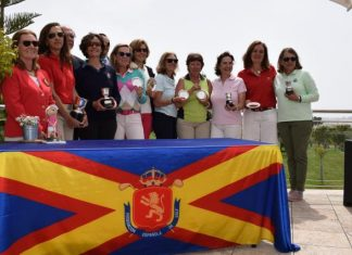 Gran Premio Nacional Senior de Golf Femenino 2018