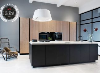 Concurso de cocinas AEG - Remy Blom de Kitchen Studio