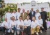 Chefs participantes celebración Grup GSR
