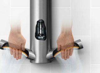 secador de manos Dyson Airblade