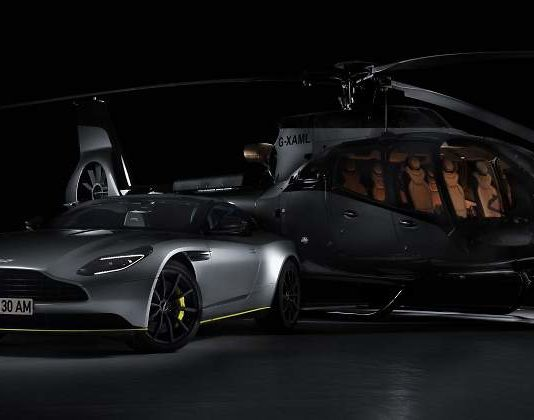 ACH130 Aston Martin Edition