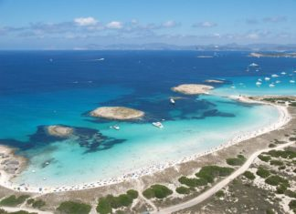 Primavera en Formentera