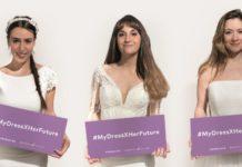 PRONOVIAS & Brides do Good_MyDressXHerFuture