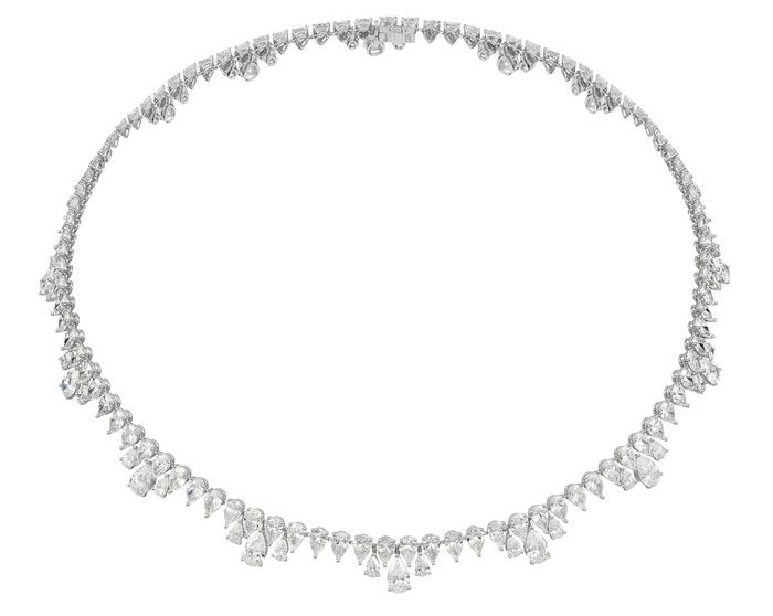 Chopard no time to die collection collar