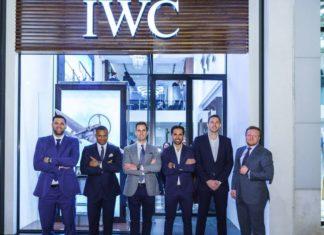 IWC Madrid Felipe Reyes, Alberto Contador, Julio Baptista y Fabien Causeur