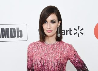 Paz Vega attends the 28th Annual Elton John AIDS Foundation Academy Awards Viewing Party