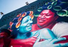 Santurce Murals