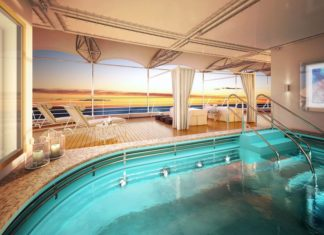 Silver Moon Open Deck SPA