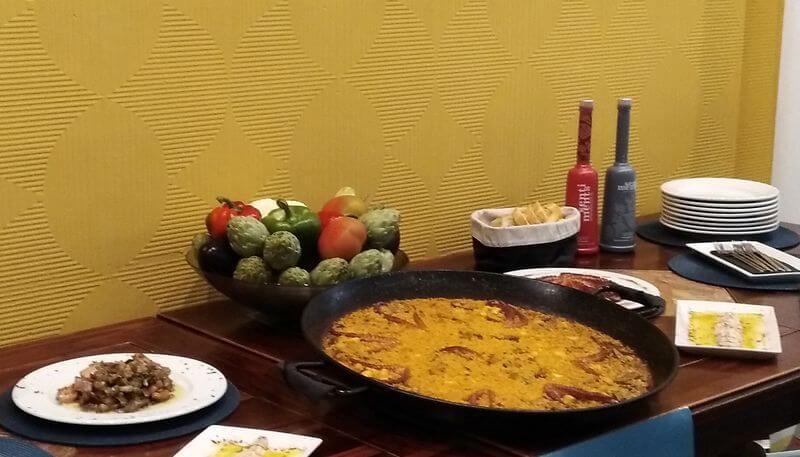 Jornadas Gastronómicas Pulpo y Sepia en Castellón