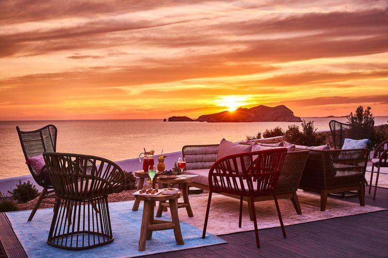 Restaurante Hotel 7Pines Kempinski Ibiza