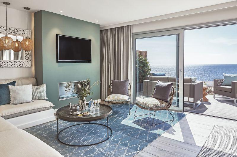 Suite Duplex Hotel 7Pines Kempinski Ibiza