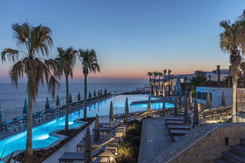 Piscinas Hotel 7Pines Kempinski Ibiza