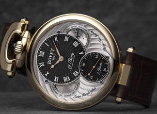Reloj Bovet- 19 Thirty Fleurier