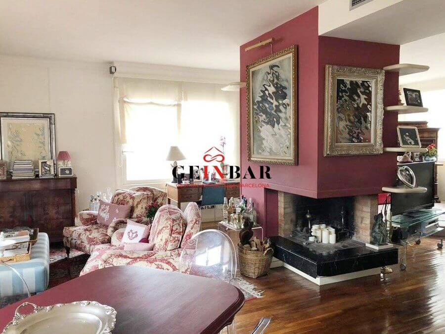 Piso en venta en tres torres Barcelona - Geinbar- GV605
