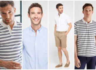 moda veraniega masculina