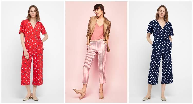 moda veraniega femenina
