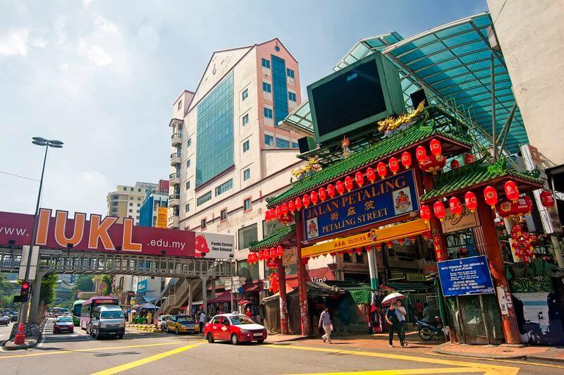 kuala-lumpur-Chinatown