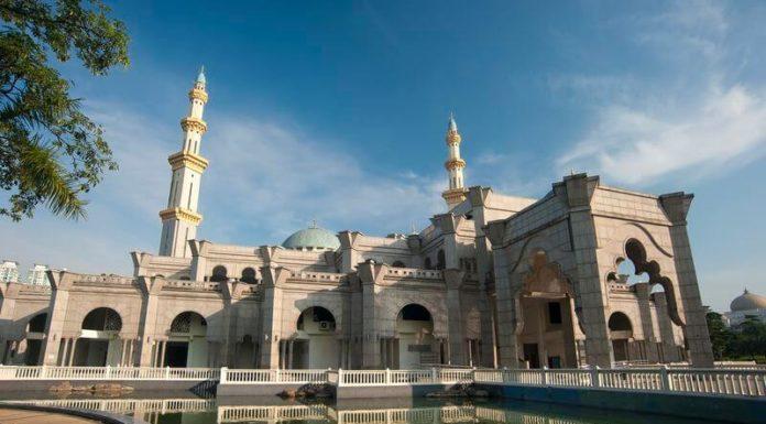 kuala-lumpur-Masjid-Wilayah