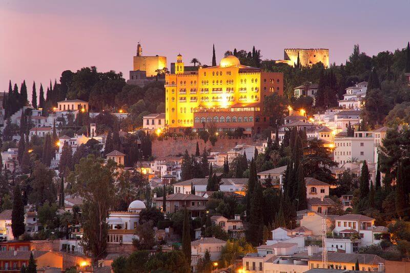 Hotel Alhambra Palace - Granada