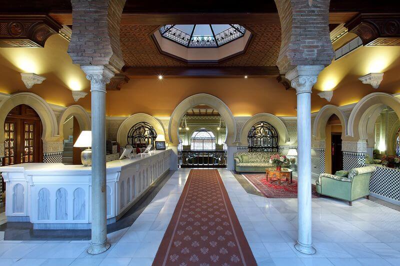 Hotel Alhambra Palace - Hoteles de cine