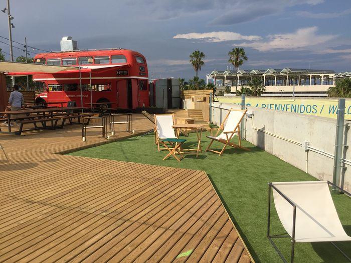 Bus Terraza Barcelona - Ideal para los amantes del terraceo