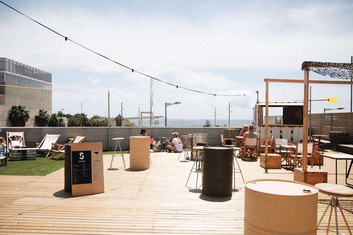 Bus Terraza Barcelona - Un espacio de diseño