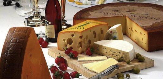 quesos de imitacion
