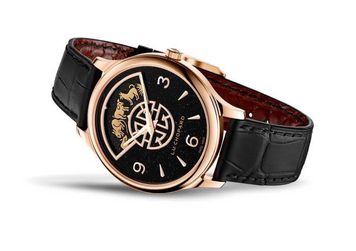 Reloj Chopard LUC Urushi Spirit of Shí Chen