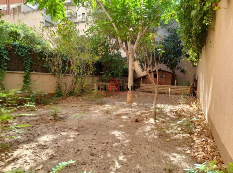 planta baja con jardin en Sant Gervasi - GV659 - Geinbar