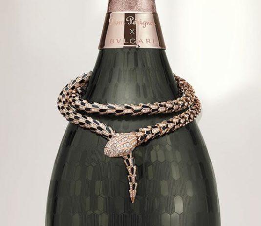 Dom Pérignon x Bvlgari Limited Edition Vintage Rosé 2004