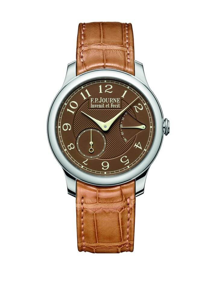 relojes fp journe Chronometre Souverai