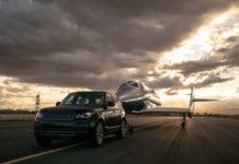 VSS Imagine Virgin Galactic & Range Rover Astronaut Edition