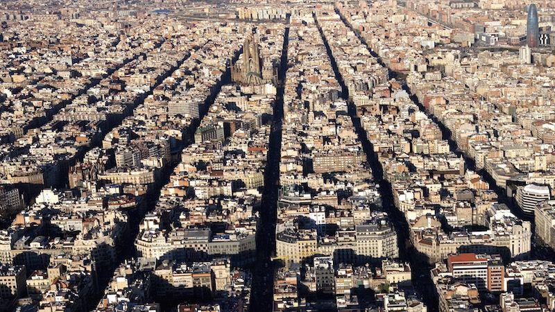 Pisos en venta en el Eixample - Barcelona