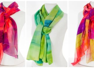 tendencias en pañuelos de seda