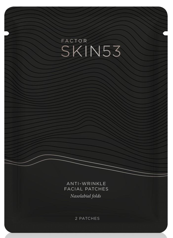 Parches Nasolabiales Factor Skin 53