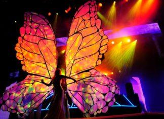 Sintonizart -Evento The Queen butterfly para Ron Barcelo