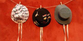 sombreros paula loewe