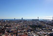 Vista panoramica ciutat vella