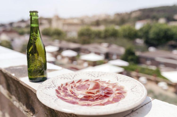 Cervezas Alhambra y la gastronomía Festival Origenes