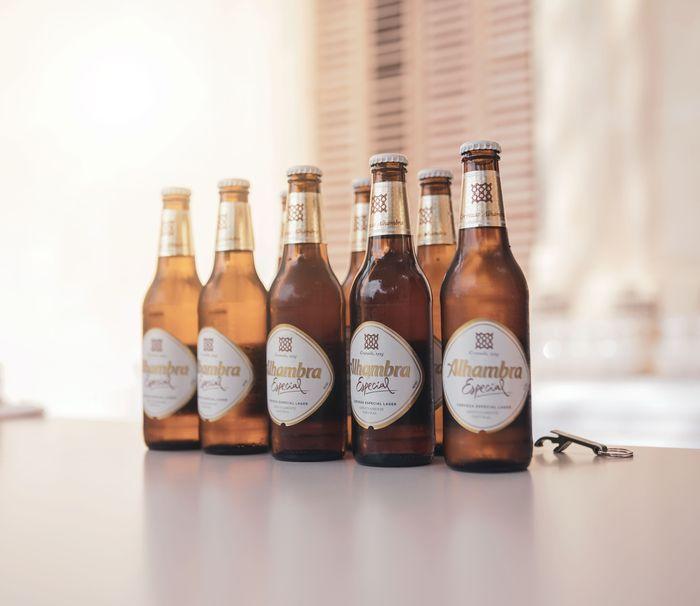 Cervezas Alhambra y la gastronomía Palauet de Teia
