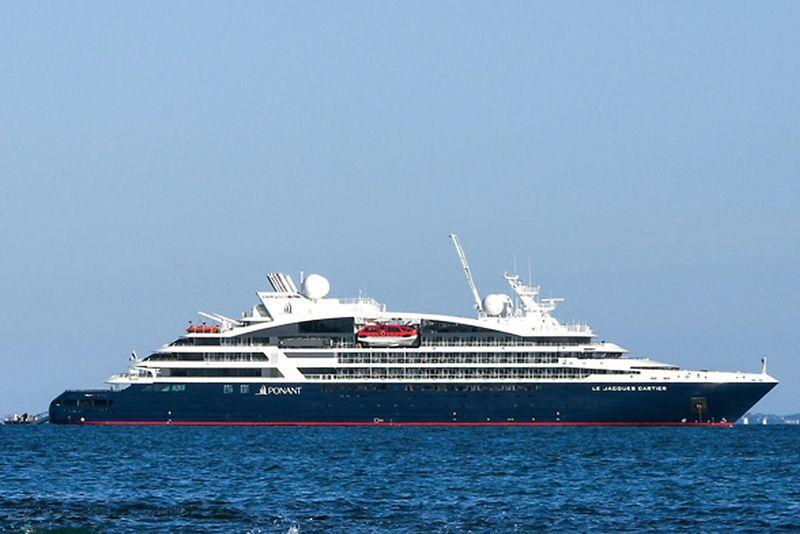Le Jacques Cartier - Ponant - Cruceros de lujo