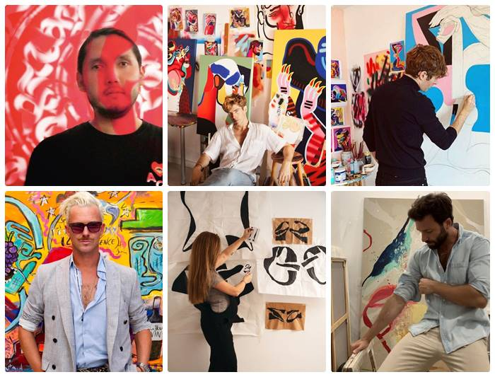 artistas mysonny art festival