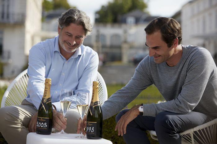 Moët & Chandon - Roger Federer